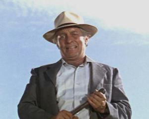 Captain (Strother Martin) in 1967 film, Cool Hand Luke knew how to manage the message