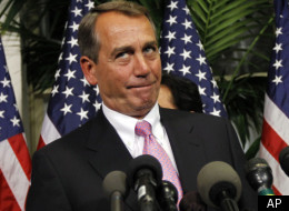 Speaker John Boehner, The Symbol of Failure