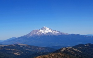 Mt. Shasta July 2012