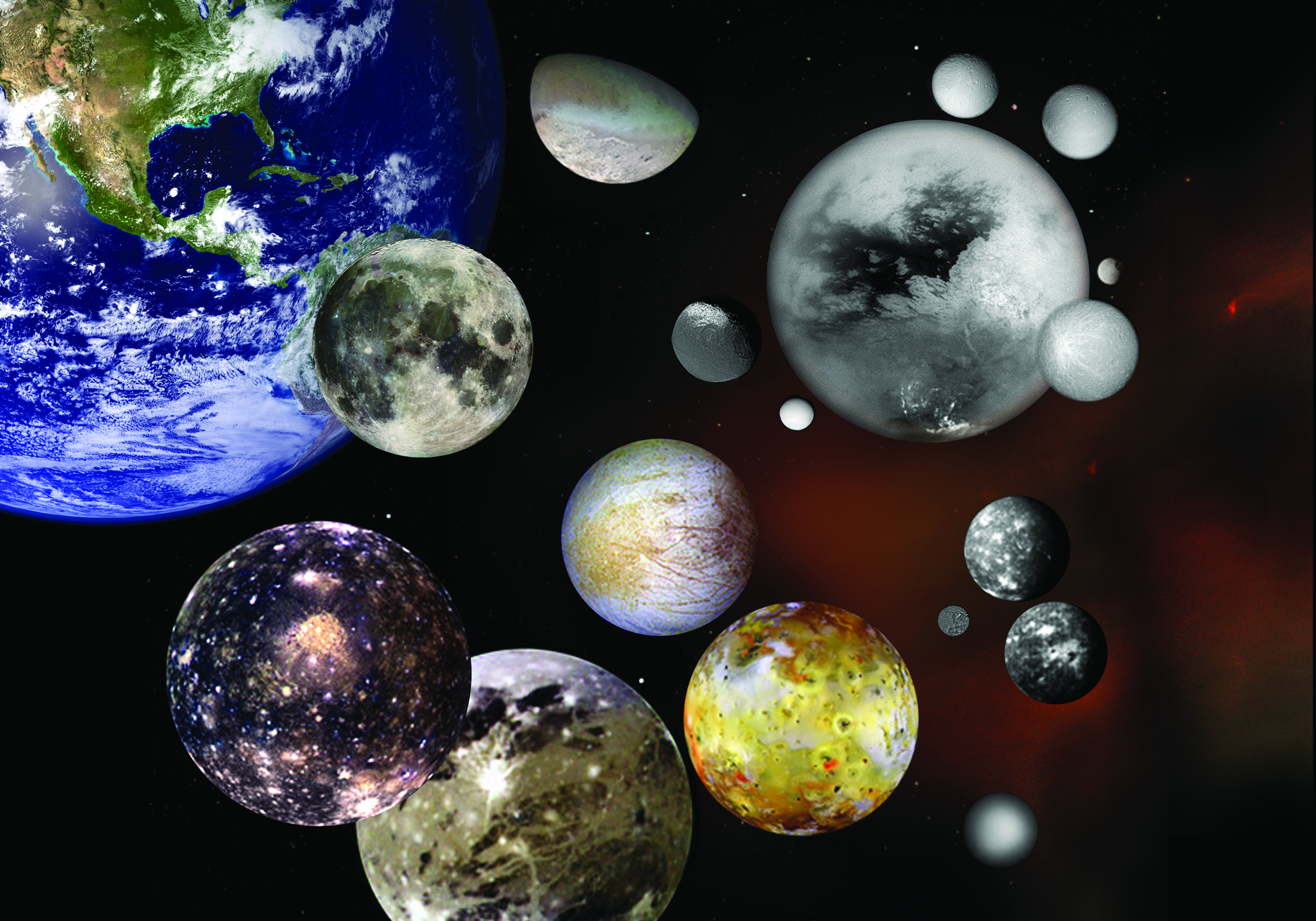Origin of Our Solar System - Pics about space