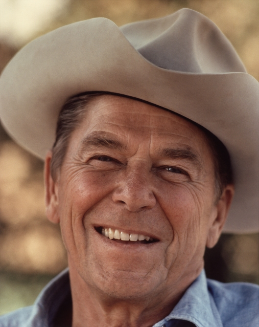 President Ronald Reagan:  Actor, Cowboy, FBI Informant