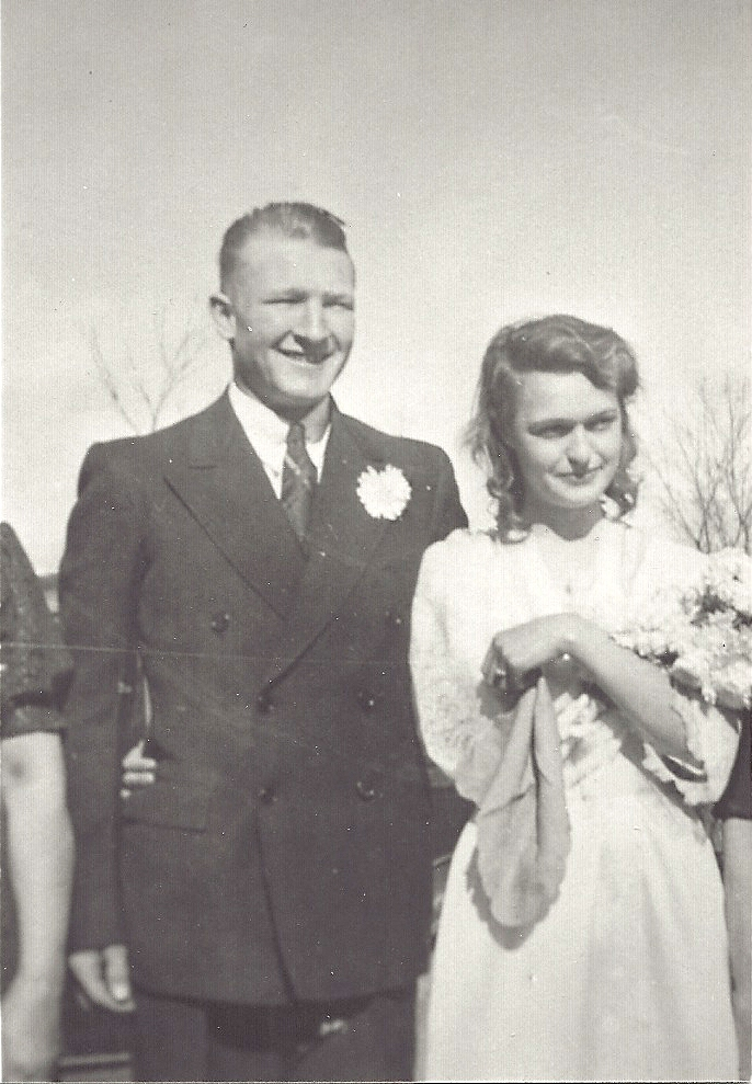 Vernon and Frances Kiser
